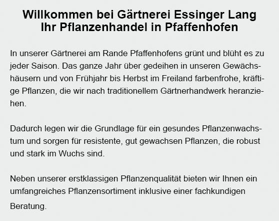 gärtner aus 75428 Illingen, Vaihingen (Enz), Mühlacker, Sersheim, Oberriexingen, Ötisheim, Wiernsheim oder Eberdingen, Maulbronn, Sachsenheim